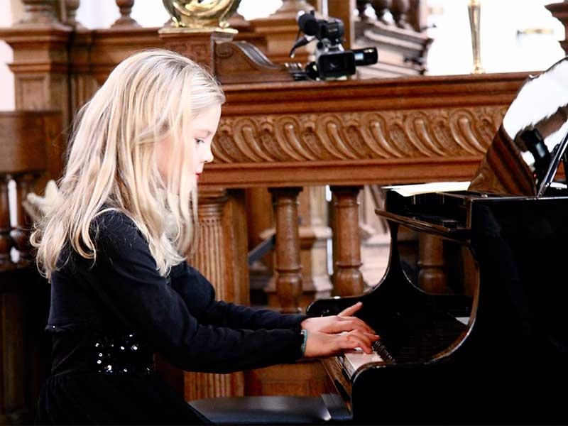 Pianoles kinderen Abcoude Ronde Venen