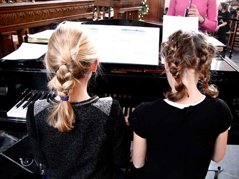 Duo pianoles in Amsterdam Nieuw West en Abcoude