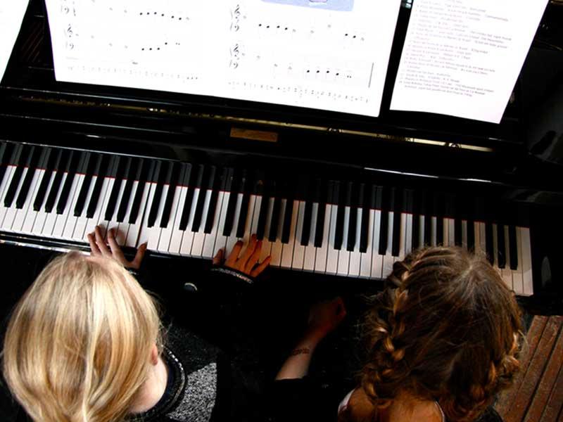 Pianoles Amsterdam Nieuw West Abcoude