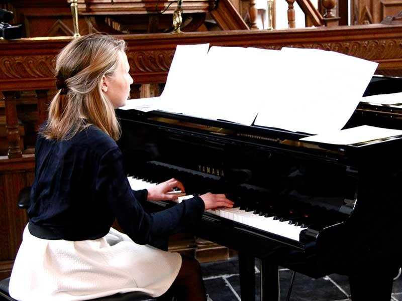 Pianoles Amsterdam Nieuw West proefles